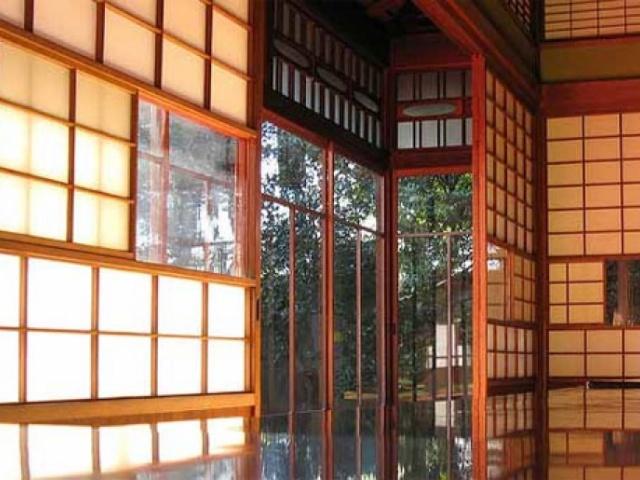 Desain terbaru pintu rumah jepang