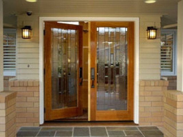 Memilih pintu rumah yang tepat