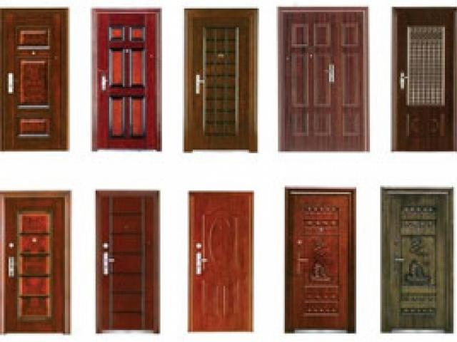 Memilih pintu rumah utama menurut feng shui